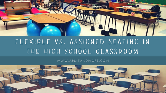 Flexible vs. Assigned Seating
